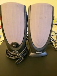 Dell 2A15 Computer Speakers