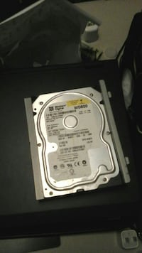 Western digital Enhanced IDE hard drive Caviar 80g Bethesda, 20817