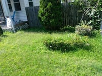 before and after pictures Yardman ent. ☺ Norfolk, 23504