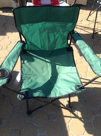 green and black folding chairs Elmont, 11003
