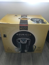Keurig 2.5 K500 coffee brewer Surrey, V4P 0E8