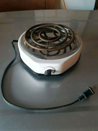 New portable stove with coil element Brampton, L7A 3J2