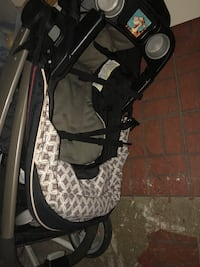baby's black and white stroller Wood Dale, 60191
