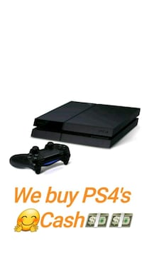 "Sony PS4 ""We buy Play Station 4's"" Richmond, 23223"