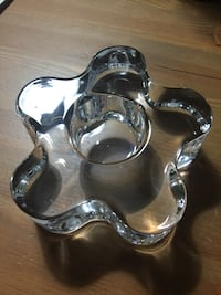 Orrofers Crystal Tea Light Holder Alexandria, 22304