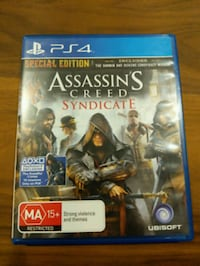 Assassin Creed Syndicate PS4 Kavakpınar Mahallesi, 34899