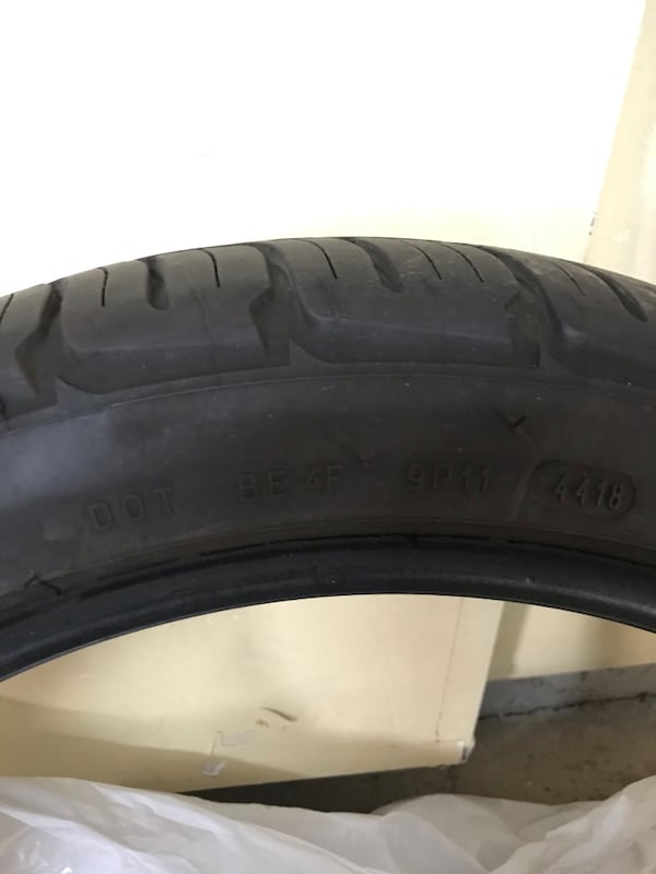 Brand new tires 9589a50d-8f14-4d69-9615-a7278146ade7