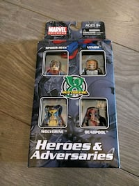 X-Treme Toys Exclusive - Heroes and Adversaries Richmond Hill, L4B 4M2