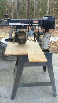 Craftsman radial arm saw Mechanicsville, 20659