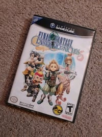 Final Fantasy: Crystal Chronicles Essex, 21221