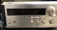 Yamaha Natural Sound Stereo Receiver RX-E200 Tested ! New Carrollton, 20784