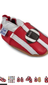 Petit Marin Soft Leather Shoes size 18-24 months Leesburg, 20176