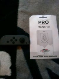 Power pro card with with left joy-con  Alexandria, 22312