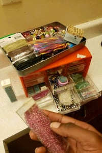 Assorted Beads/Crafts