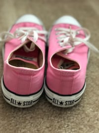 Pair of pink-and-white converse shoes  High Point, 27265