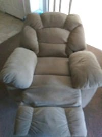 Very comfortable sofa couch recliner chair