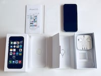 iPhone 5s 16gb unlocked (+ headphones, box)