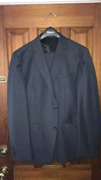 2 pc gray suit with white long sleeves  Hamilton, L8H 6R2