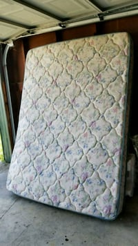 Queen size mattress.  Camp Hill, 17011