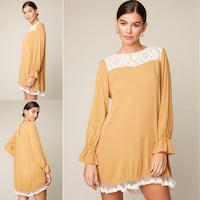 Lace trimmed Dress - New KCMO, 64106