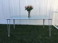 Dining room Table or Desk table for office space.