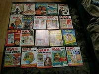 Mad magazine 1970's Richmond Hill, L4C 0H9