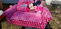 Minnie mouse foldable couch