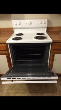 white and black electric coil range oven Tucson, 85705