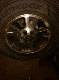 245 70 16 tire and wheel package for all four tires and all four wheel
