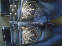 Miss Me jeans size 27 bootcut Oklahoma City