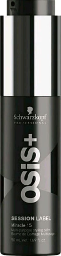 Schwarzkopf Osis+ Session Label Miracle 15 50ml Markham, L3T 2M3