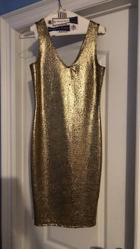 Gold Dress from M 542 km