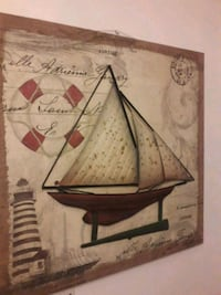 large canvas and metal picture Stockport, SK2 6BL