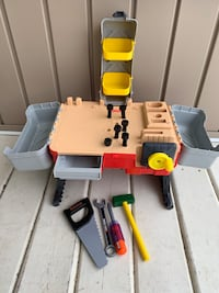 Toy Tool Chest