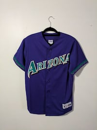 Purple Arizona Diamondbacks MLB jersey size Large  New Westminster, V3M