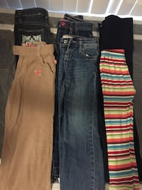 Girls jeans & pants size 6 Woodbridge, 22193