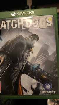 Microsoft Xbox One Watch Dogs fallet Stockholm, 123 44
