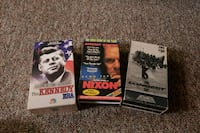 Collector/Historical VHS tapes Barberton, 44203