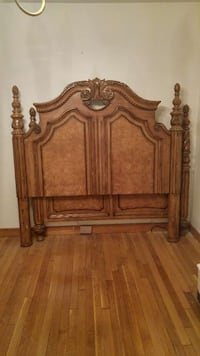 Headboard and footboard no bed rails.. Saugus, 01906