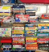 Vintage, New & Used Board Games Glen Burnie