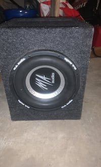 Car subwoofer prestige condition