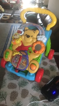 Winnie the pooh learning walker Silver Spring, 20901