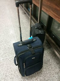 NAVY BLUE  Oakley luggage bag. STILL new