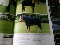HORSE 1 SQUARE/2 FITTED FLEECE COOLER Bolingbrook, 60490