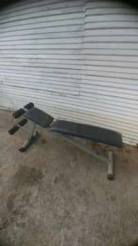work out bench