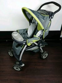 baby's gray and green stroller Coral Springs, 33065