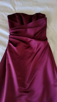 Size 2 alfred angelo grad/bridesmaid dress