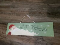 Christmas sign Barrie, L4M 7G8
