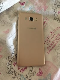 oro Samsung Galaxy android smartphone