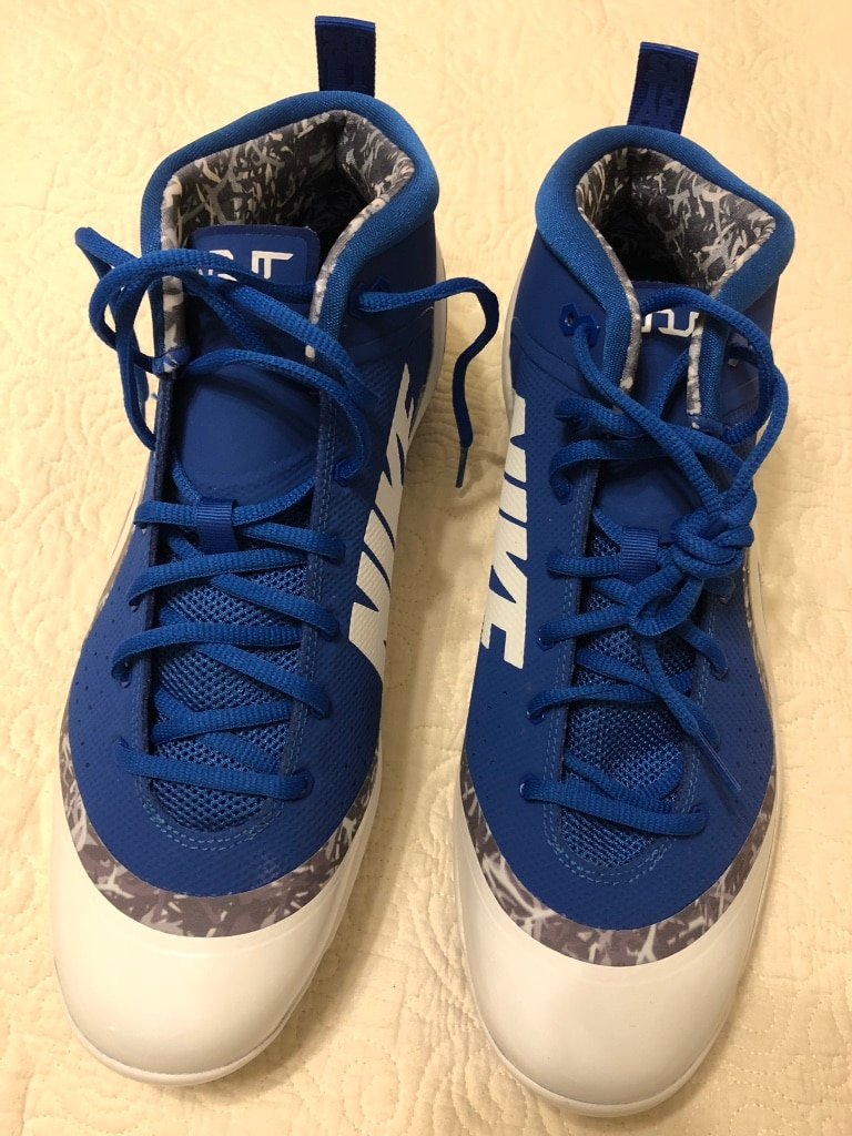 Photo New without box Nike men's football cleats size 13